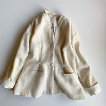 khadi and co wool jacket